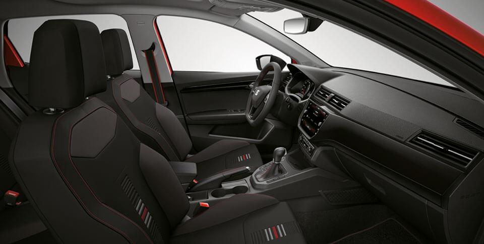 Seat Ibiza car