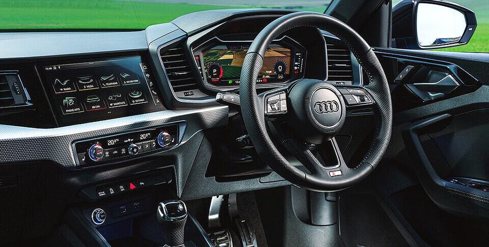 Audi 1 car image