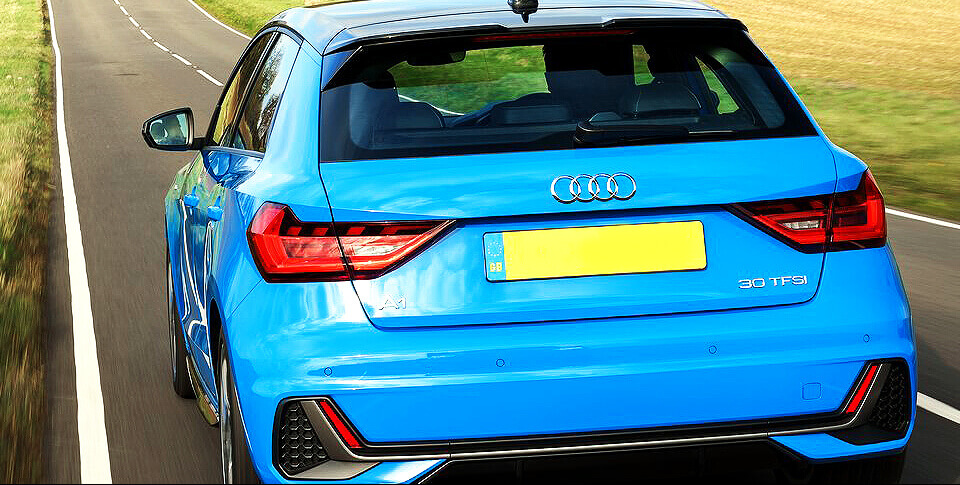 Audi A1 car image