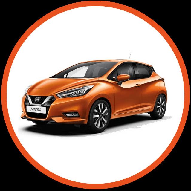 Nissan Micra car image