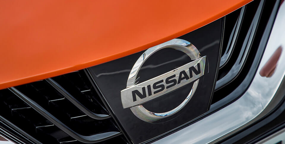 Detail of Nissan Micra car image