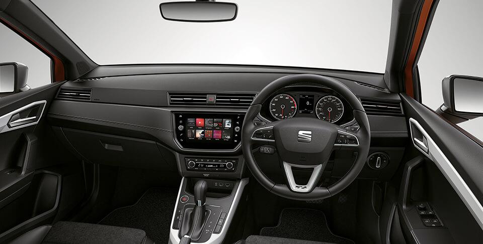 Seat Arona Dashboard image