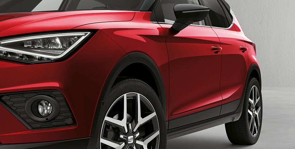 Detail of Seat Arona car image
