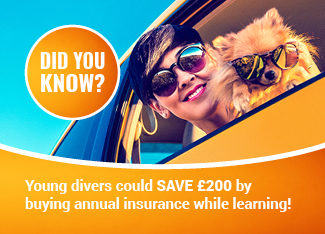 savings for provisional licence holders