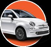 white car image