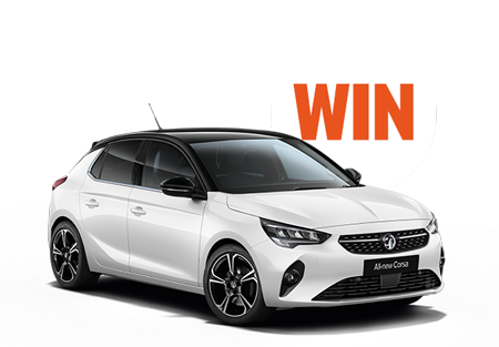 Win a car mobile image