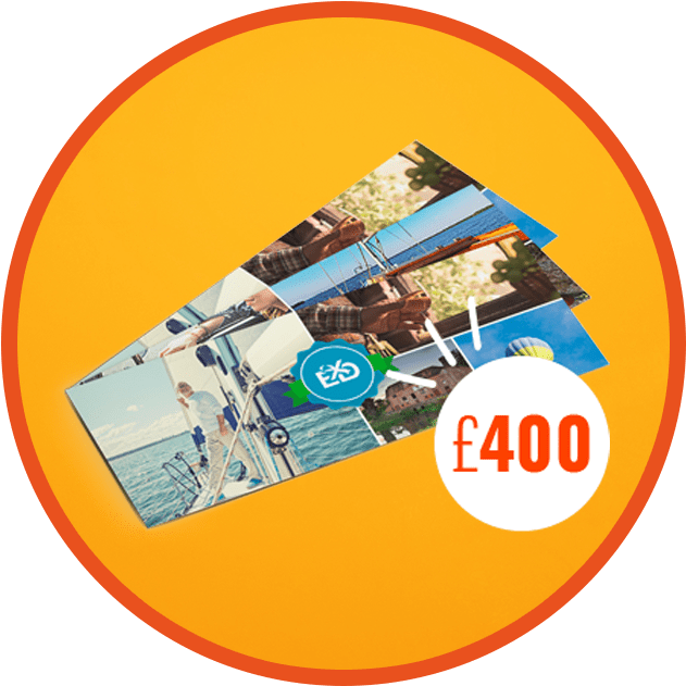 Experience Day Vouchers