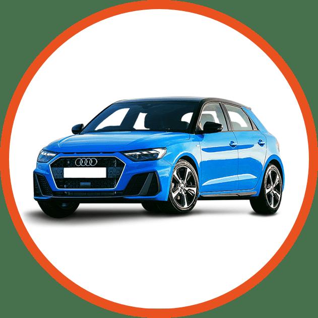 Audi car image
