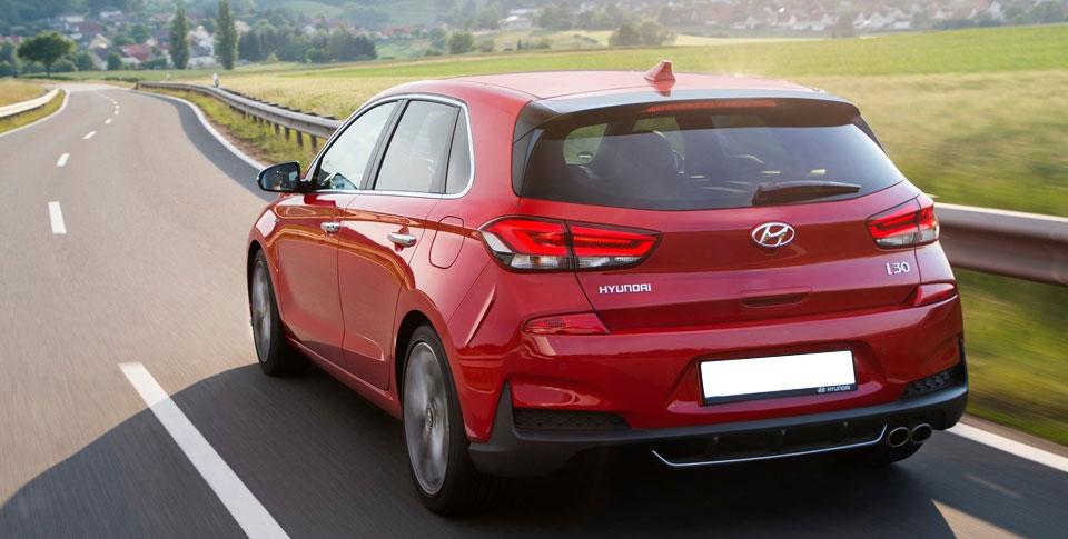 Buy A Hyundai I30 With Free Insurance Marmalade