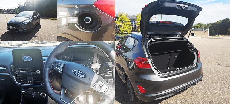 Ford Fiesta 4 Pics