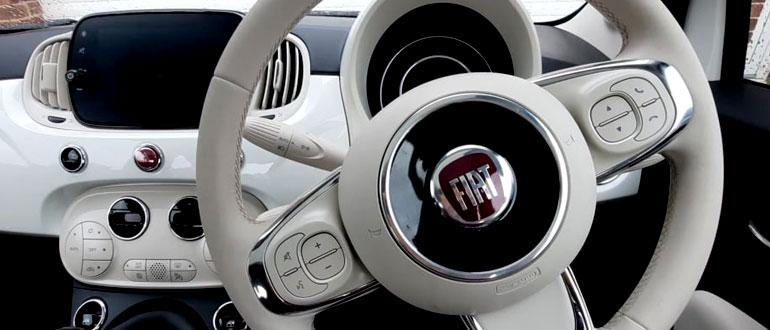 Fiat 500 wheel